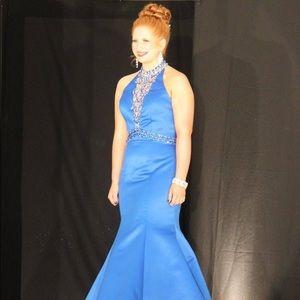 MoriLee Pageant Dress